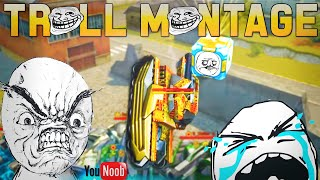 TROLL MONTAGE ( FUNNY VIDEO ) #1 By Gold-Mans