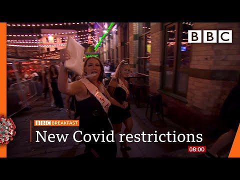UK coronavirus cases up by 3,497 on Saturday @BBC News LIVE on iPlayer - BBC