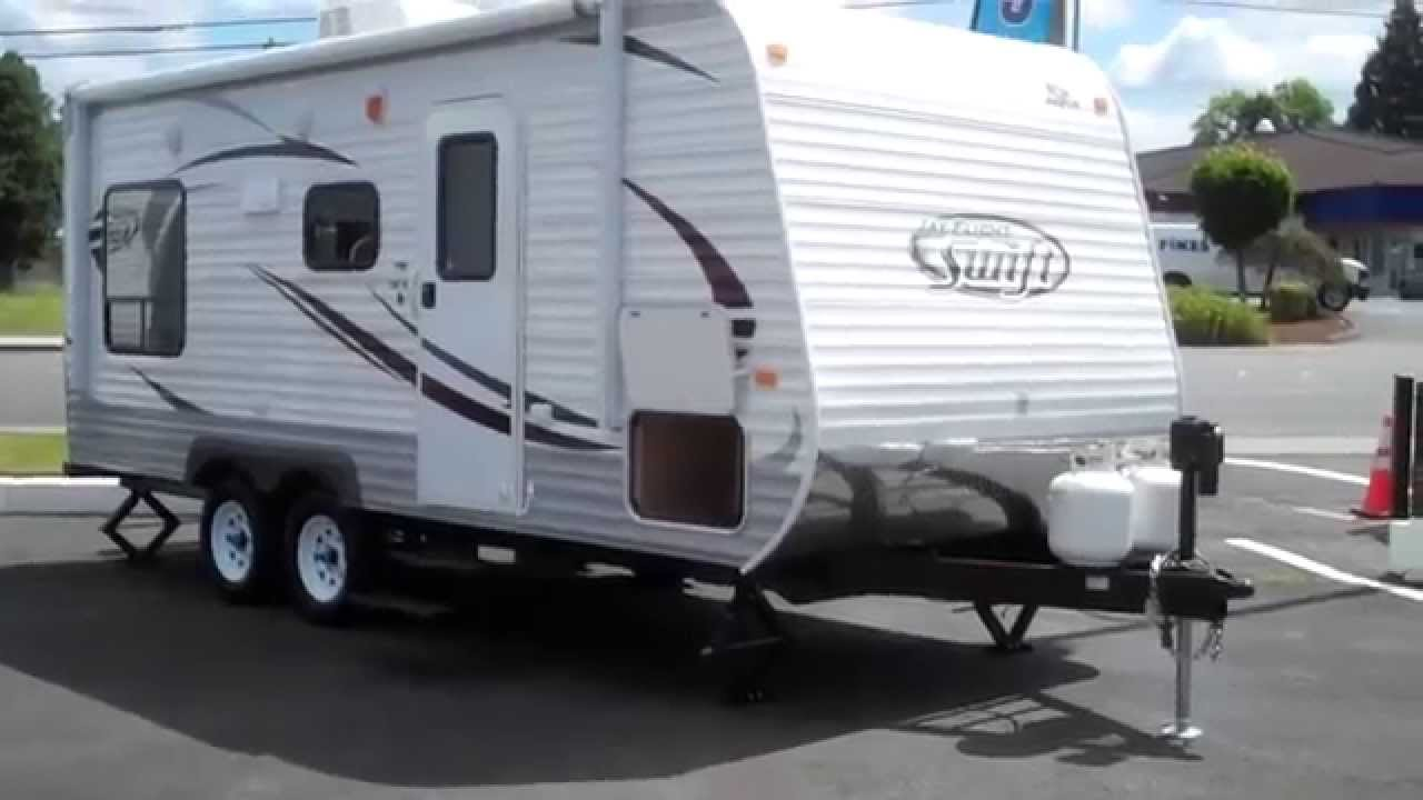 Jayco Rv 2014 Jay Flight Swift 198rd Travel Trailer At