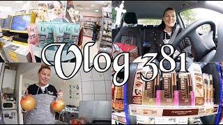 SSW 26 l Shopping + Haul von dm, rossmann, rewe, Aldi l Payback Liebe! l Vlog 381