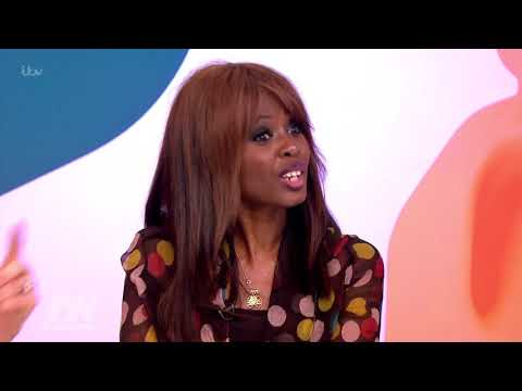 How Does June Sarpong Feel About Being 40? | Loose Women