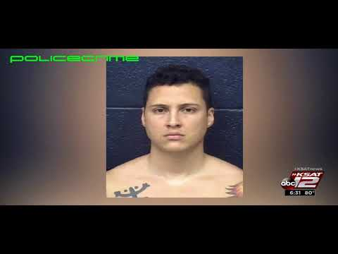 Border Patrol agent murders his girlfriend & her 1 year old son.