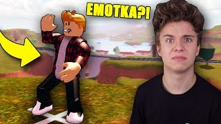 💎EMOTKI W ROBLOX? CO TO MA BYĆ?! I ROBLOX #393💎