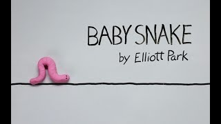 BABY SNAKE Stop Motion Video