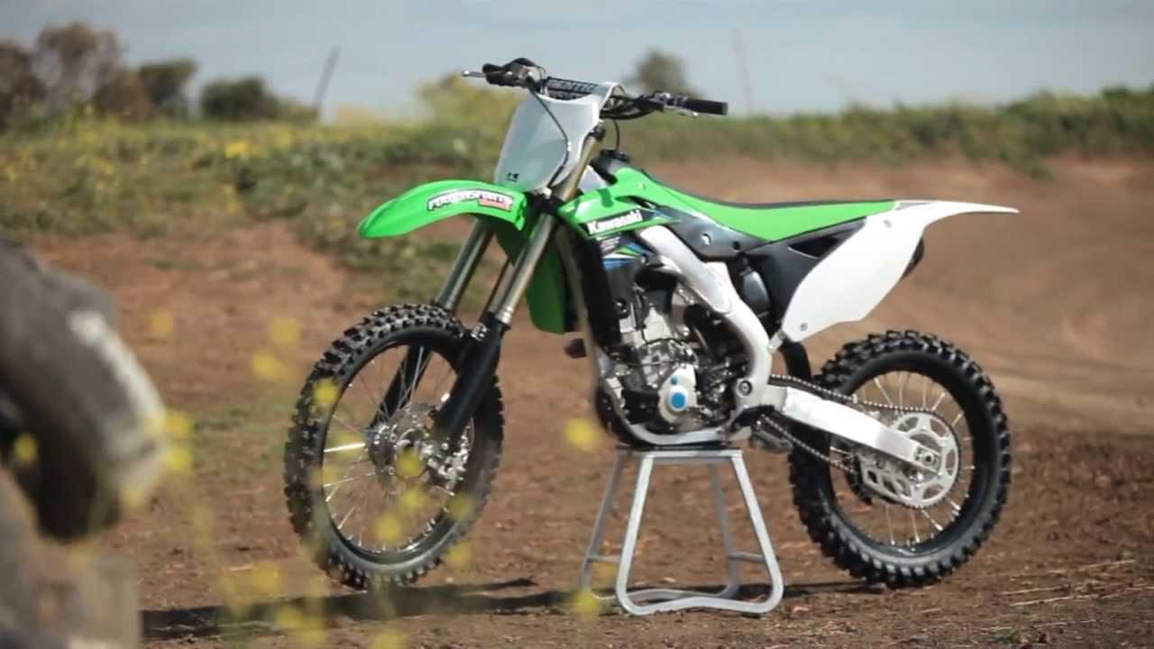 MXTV Bike Review - 2014 Kawasaki KX250F - YouTube