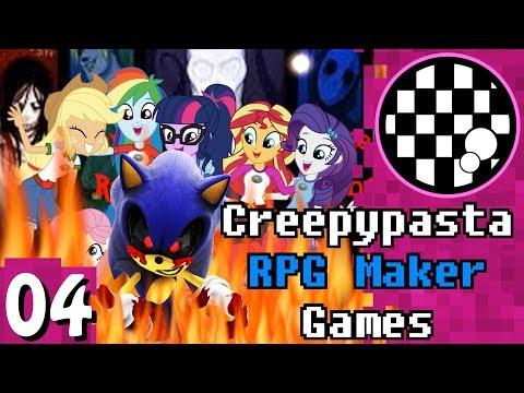 Terrible Creepypasta RPG Maker Games | PART 4