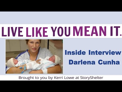Inside Interview with Darlena Cunha