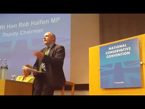 'We are the Party of the Workers.' Robert Halfon MP on the Future of the Conservative Party