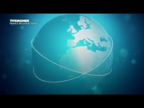 TV5MONDE Le Journal International Intro (HD)