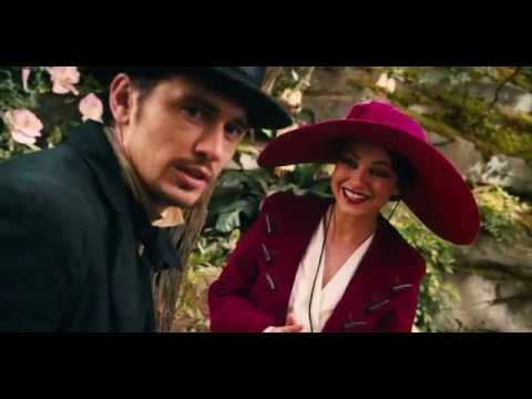 Oz the Great and Powerful Gag Reel (Bloopers) HD