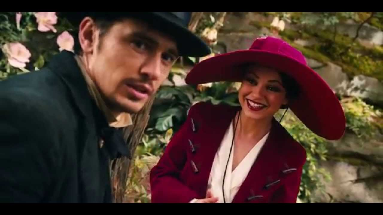 Download Oz the Great and Powerful Gag Reel (Bloopers) HD