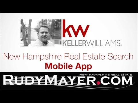 New Hampshire FREE Mobile Real Estate Search App