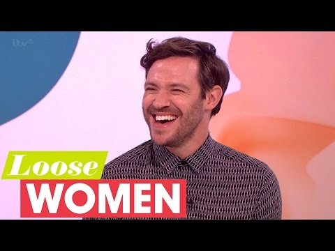 Will Young Talks About His Panic Attacks | Loose Women