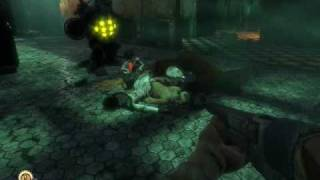 How to Kill the First Big Daddy in Bioshock