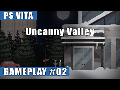 uncanny valley ps4 - 480×360