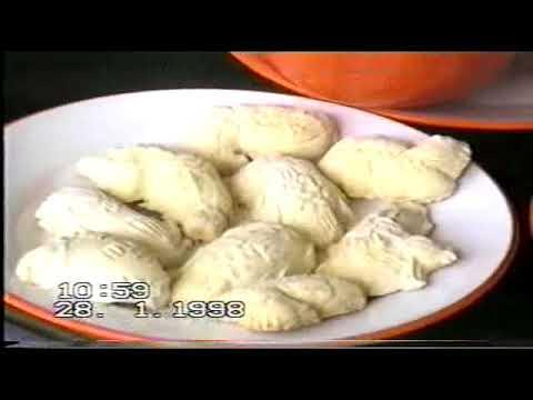 1998 chinese new year january 1998 chinese new year eve dinner tuesday 27 january 1998 part 1 3 yo - Chinese New Year 1998