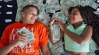 Boy TAKES STOLEN MONEY, Instantly Regrets It (Pt.1) | FamousTubeFamily