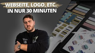 Social Media Agentur SeтUp in 30min! (Webseite, Logo, Email Adresse)