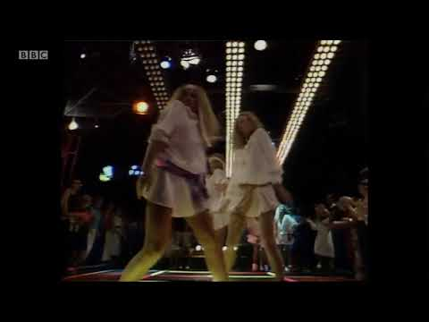 Legs & Co - 'Startrax Club Disco' Top Of The Pops Startrax