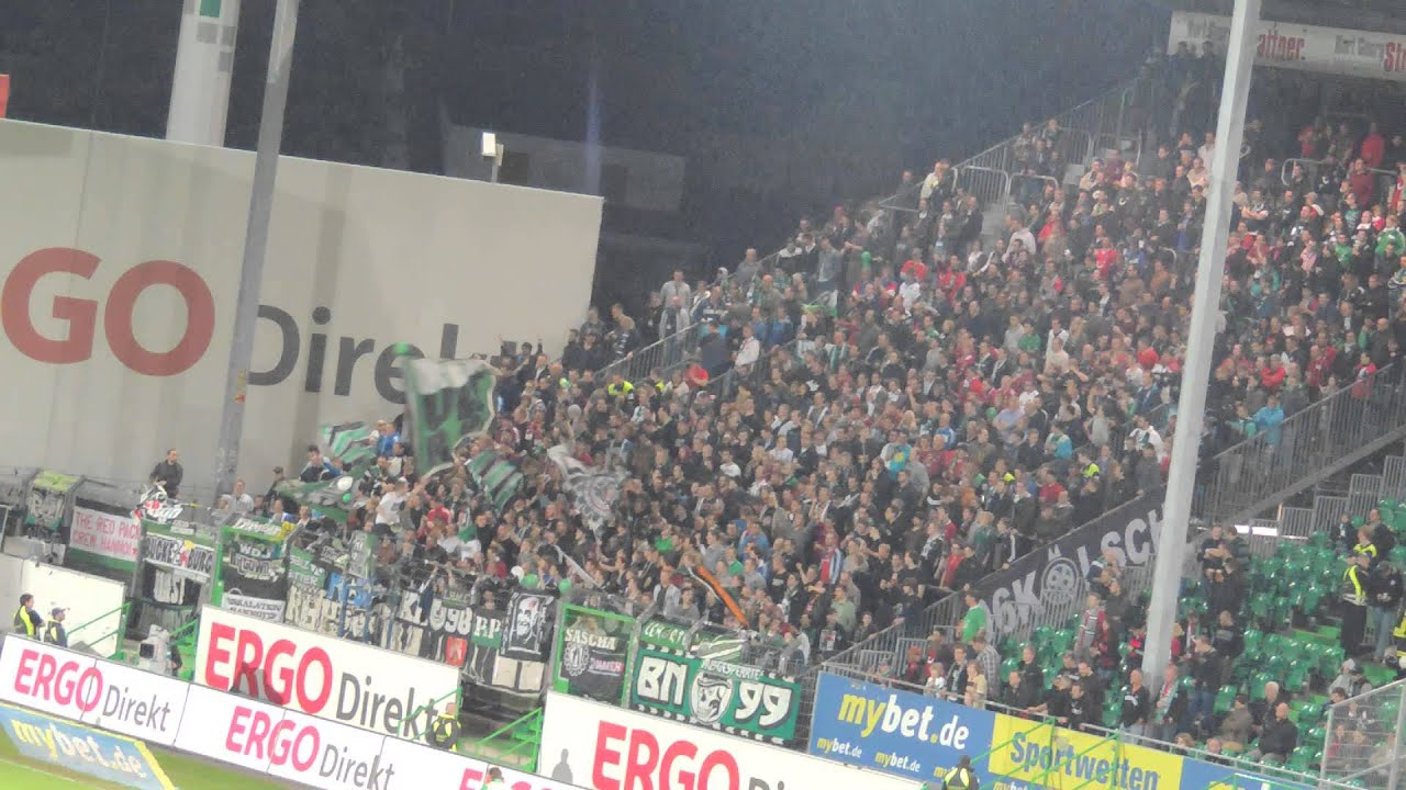 Hannover 96 Greuther FГјrth