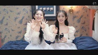 Gambar cover Red Velvet - IRENE & SEULGI 'Monster' MV Behind The Scenes
