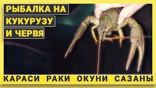 РЫБАЛКА В СЛАВЯНСКОМ РАЙОНЕ! 32 канал.