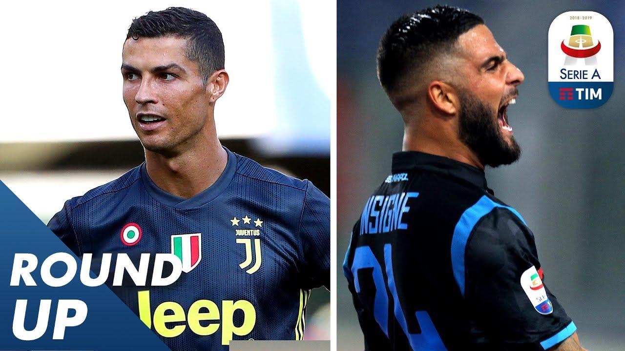 Ronaldo hits first Juventus hat-trick in cruise past Cagliari; Inter beat ...