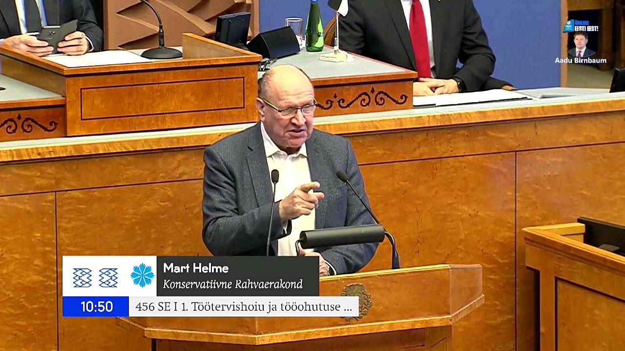 Download Mart Helme: Kutsun Riigikogu üles seisma oma väärikuse eest ja mitte loovutama võimu valitsusele