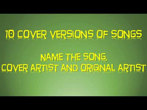 Cover Songs Quiz