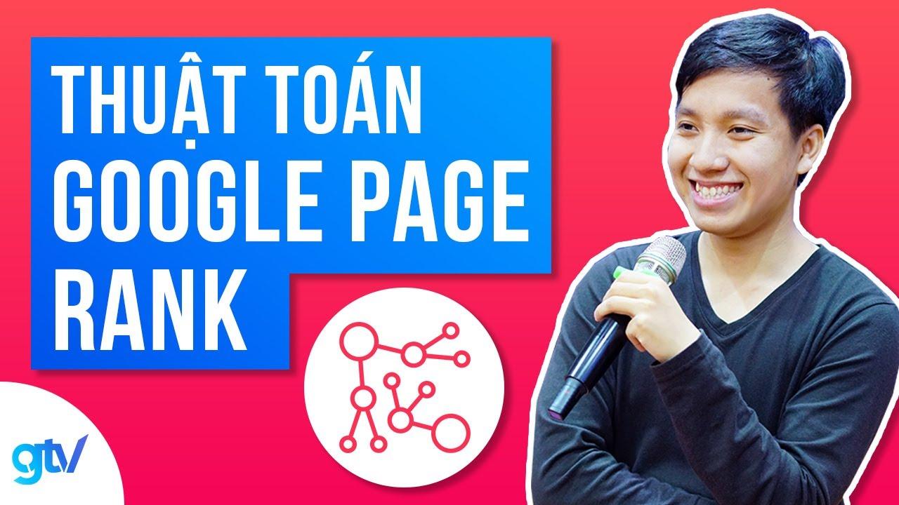 Thuật Toán Google Page Rank – Tính Chỉ Số Page Rank