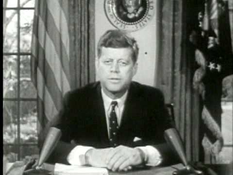 Accept. opinion, President john f kennedy really. agree