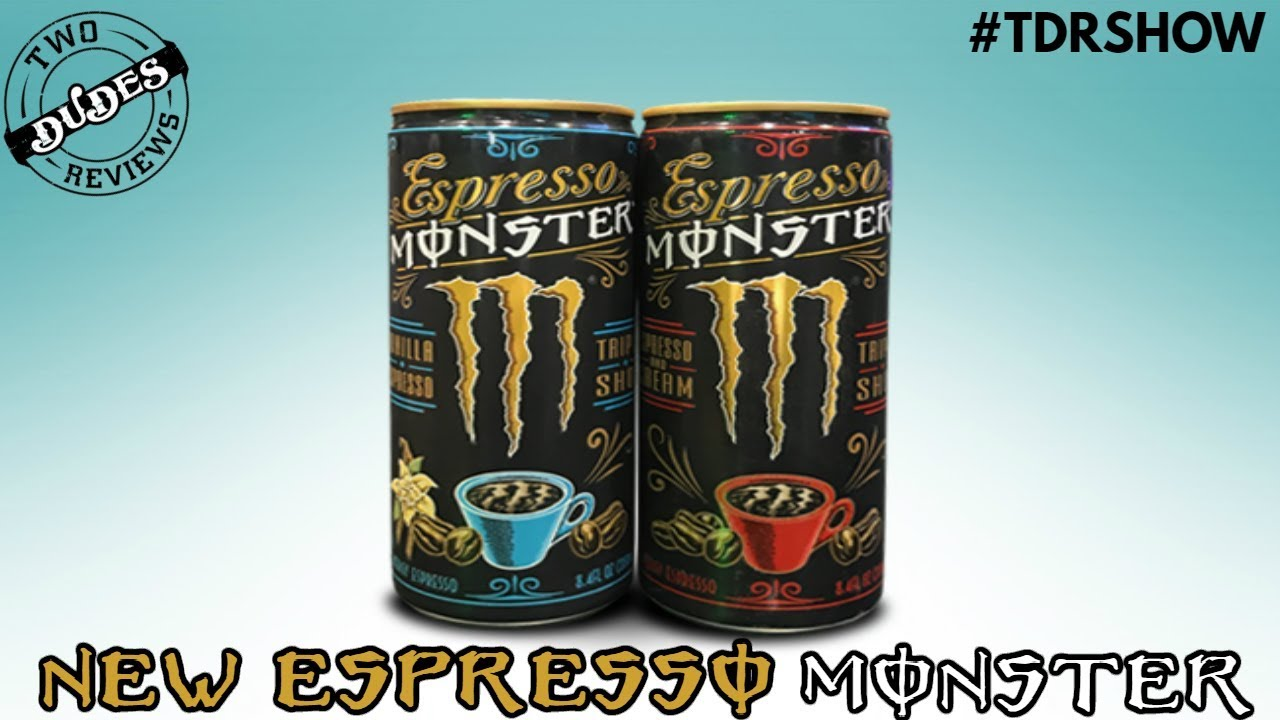 Monster Espresso