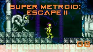 Super Metroid: Escape II #8