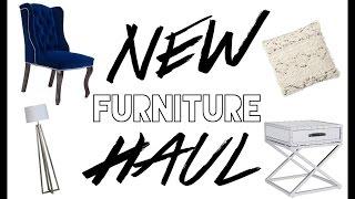 Home Decor Haul & New Furniture