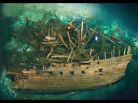 Mysterious shipwreck discovered in river may be 700 years old