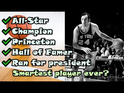 The SMARTEST Player In NBA History Who NOBODY Knows About!