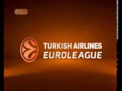 Turkish Airlines Euroleague intro 2013-14