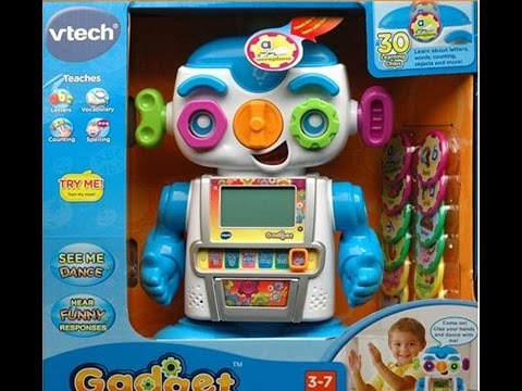 vtech Talking Dancing Robot. Have fun while learning