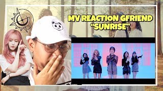 "MV REACTION #54 - GFRIEND ""SUNRISE"" | PARAH HIGH NOTE DIMANA-MANA!!!"