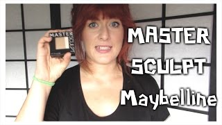Review Colaborativa MASTER SCULPT Maybelline
