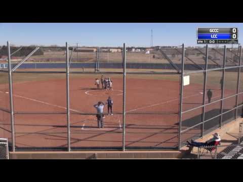 Lamar Community College vs. Garden City Community College (Softball)