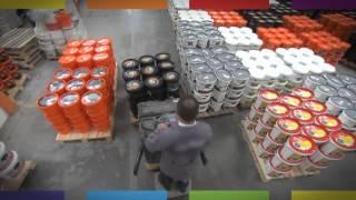 Производство красок и отделочных материалов на Заводе BETEK BOYA ve KIMYA SANAYI A.S.(, 2015-12-21T13:24:01.000Z)