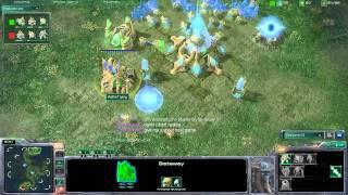 Shase vs Genecide - Game 2 - PolarfluKe: 101010