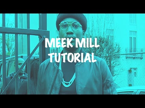 How To Make a Meek Mill Type Beat (Studio One)