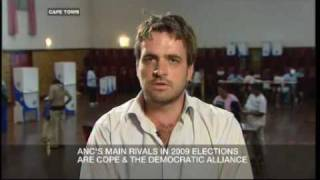 Inside Story - South Africa elections - 22 April 09 - Part 1