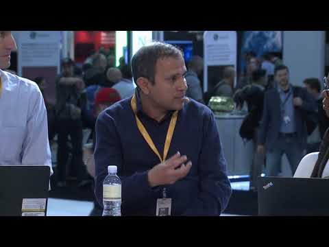 AWS re:Invent Launchpad 2017 - Cognito Frontline & Adaptive Authentication