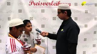 Rehan & Adnan Ahmad - Dreibeinlauf - Salana Ijtema 2015 - Majlis Atfal-Ul-Ahmadiyya Deutschland