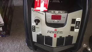 Schumacher XP2260 1200 Portable Power Source And Jump Starter
