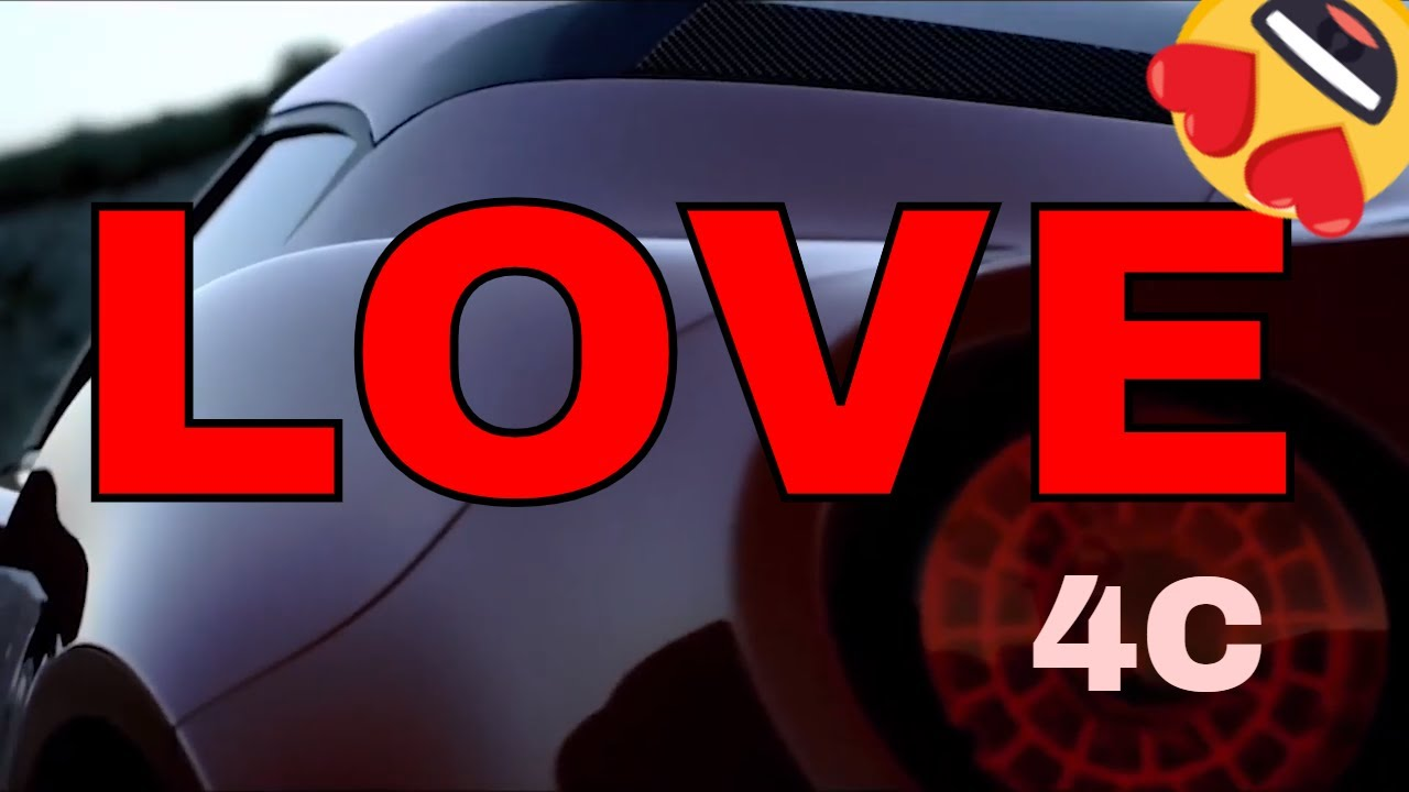Valentine's Day for Car Enthusiasts: Alfa Romeo 4C
