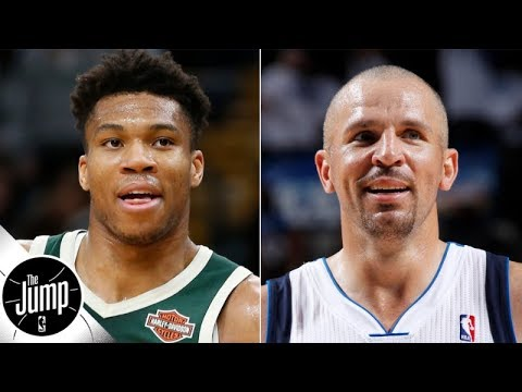 Giannis Antetokounmpo can be like Jason Kidd and learn how to shoot 3s - Dave McMenamin | The Jump